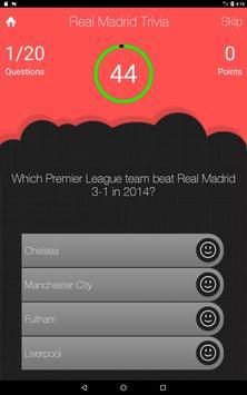 UnOfficial Real Madrid Quiz Trivia Game screenshot 5