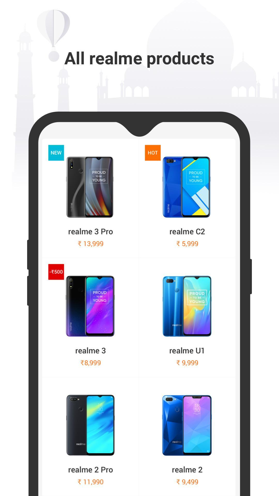 realme Store for Android - APK Download