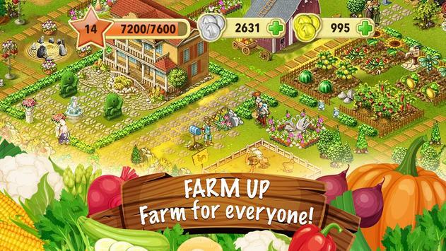 Jane's Farm: Farming Game - Build your Village screenshot 11