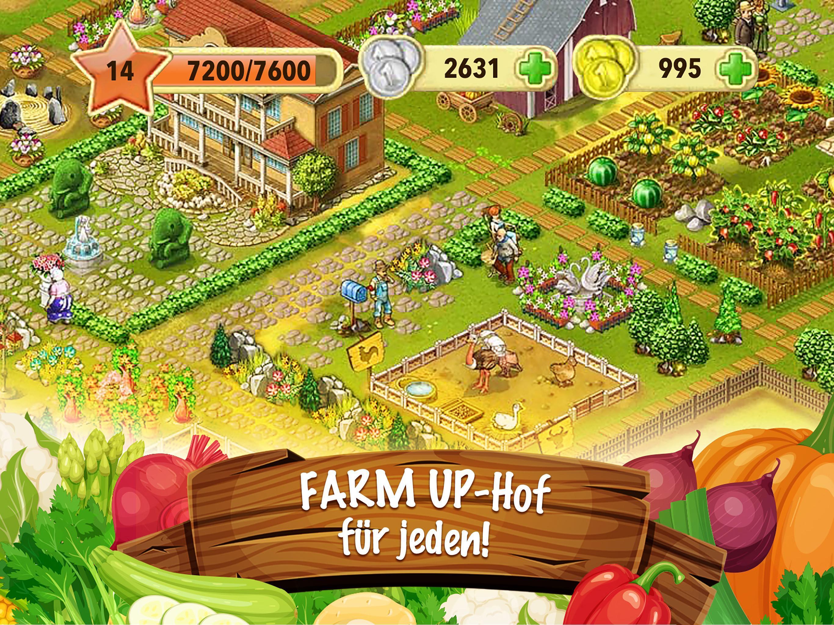 Coole Bauernhof Spiele