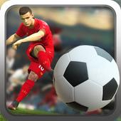 リアルサッカーリーグシミュレーションゲーム アイコン