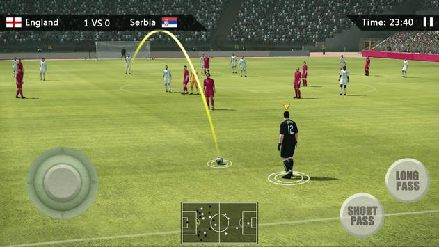 リアルサッカーリーグシミュレーションゲーム スクリーンショット 16