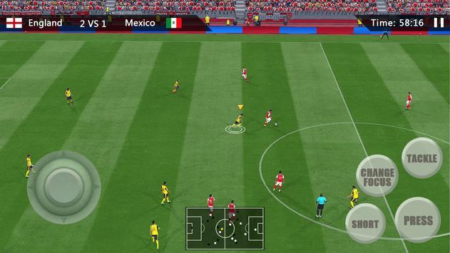リアルサッカーリーグシミュレーションゲーム スクリーンショット 10