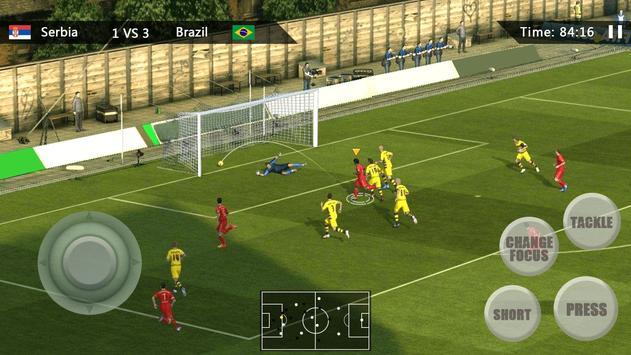 リアルサッカーリーグシミュレーションゲーム スクリーンショット 11