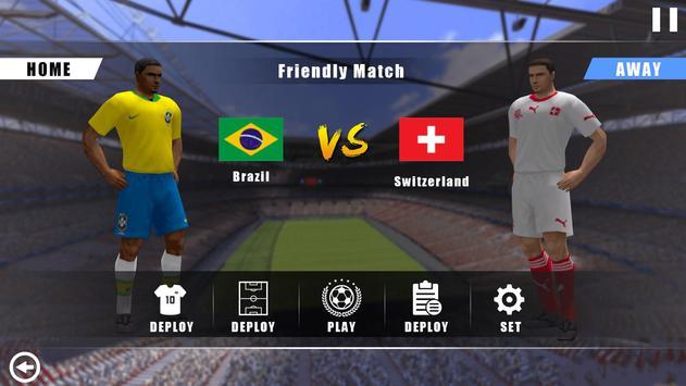 リアルサッカーリーグシミュレーションゲーム スクリーンショット 12