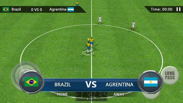 リアルサッカーリーグシミュレーションゲーム スクリーンショット 9