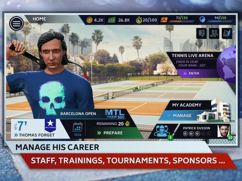Tennis Manager screenshot 8