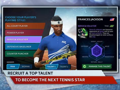 Tennis Manager screenshot 13