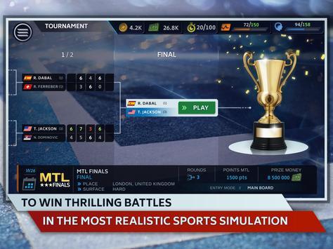 Tennis Manager screenshot 16