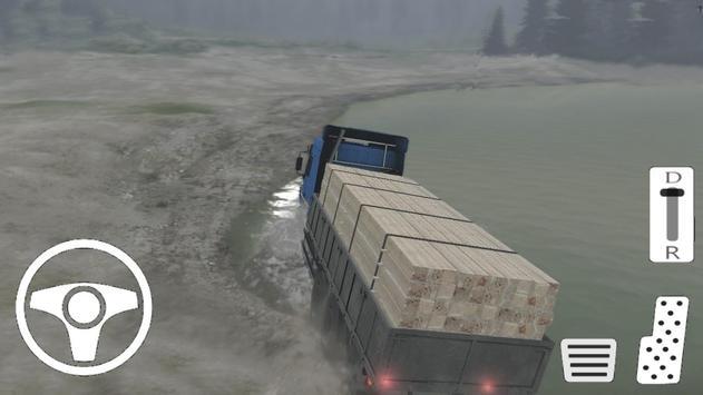 Truck Euro Simulator - Transport Game screenshot 2