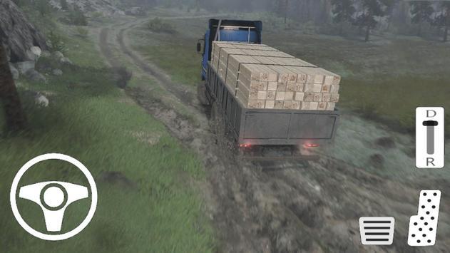 Truck Euro Simulator - Transport Game screenshot 8