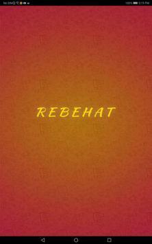 Rebehat poster