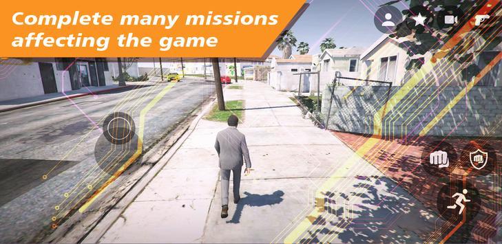 Rebel City capture d'écran 4