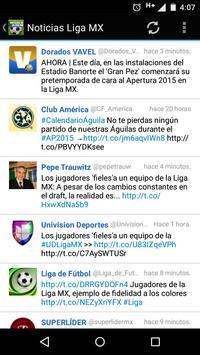 News from League MX screenshot 2