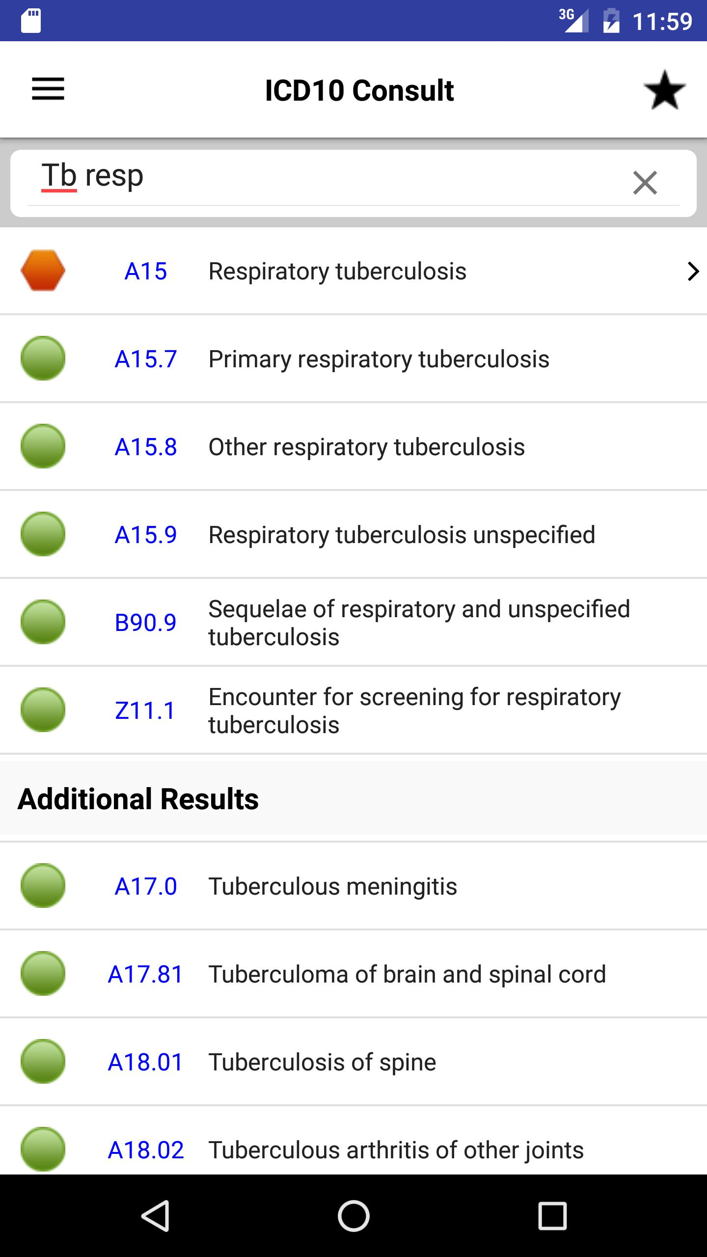 ICD10 for Android - APK Download