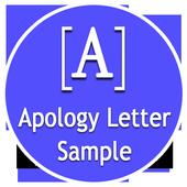 Apology Letter icon