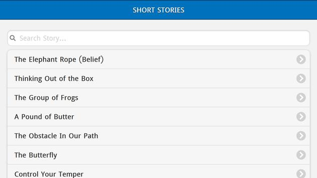 English Stories Offline screenshot 5