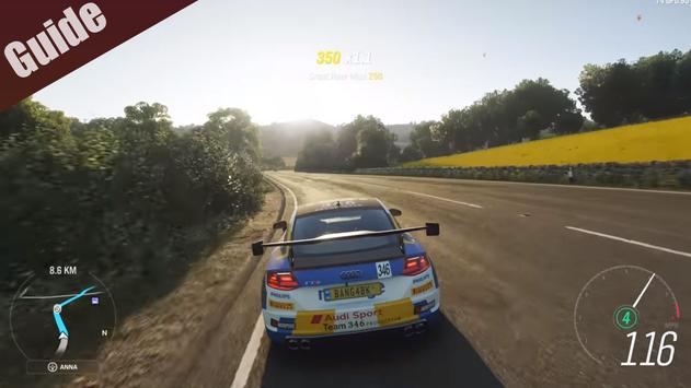 Walkthrough for Forza Horizon mobile Guide screenshot 5