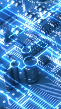 Circuits. Free electronic circuits wallpapers screenshot 14