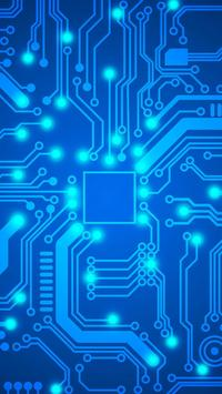 Circuits. Free electronic circuits wallpapers screenshot 11