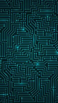 Circuits. Free electronic circuits wallpapers screenshot 12