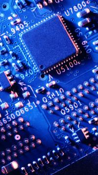 Circuits. Free electronic circuits wallpapers screenshot 13