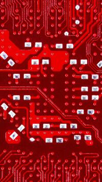 Circuits. Free electronic circuits wallpapers screenshot 5