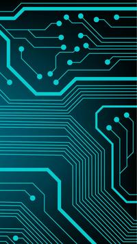 Circuits. Free electronic circuits wallpapers screenshot 6