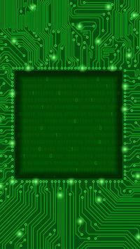 Circuits. Free electronic circuits wallpapers screenshot 9