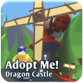 Map Mods Adopt Me New Dragon Castle update icon