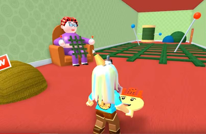 Map Mods The Escape Grandma S House Obby Game For Android