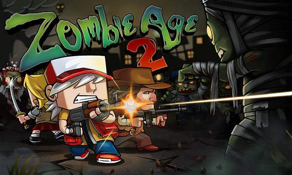 Zombie Age 2 poster