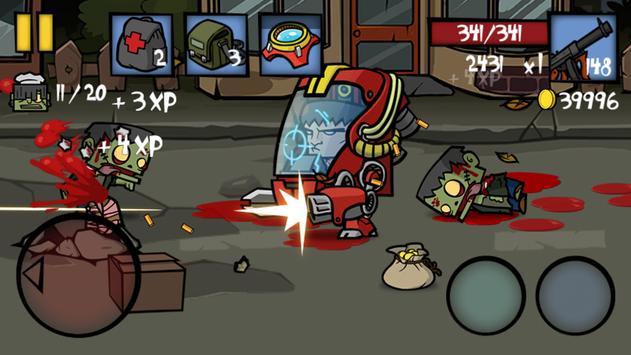 Zombie Age 2 screenshot 15