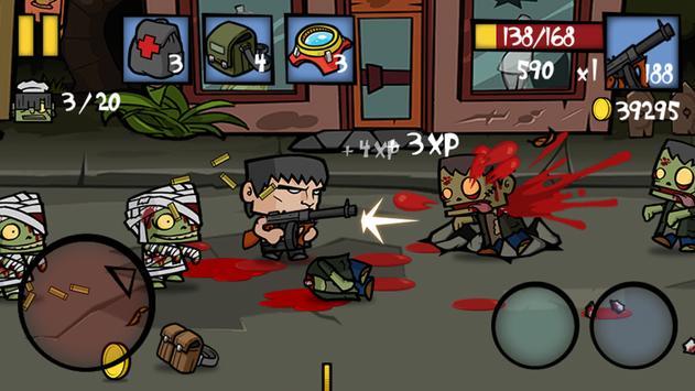 Zombie Age 2 screenshot 2