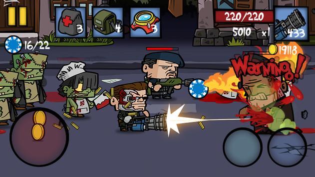 Zombie Age 2 screenshot 6