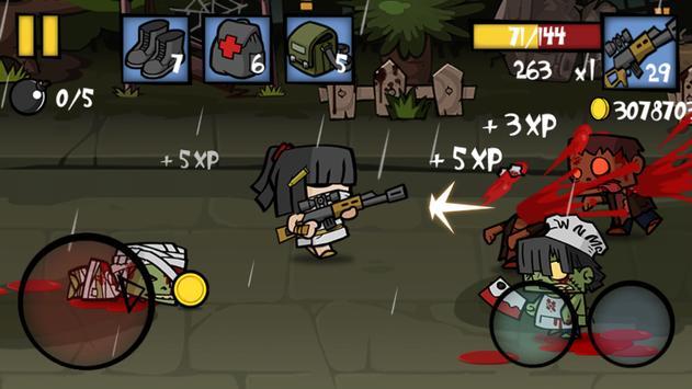 Zombie Age 2 screenshot 8