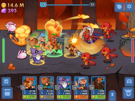 Semi Heroes تصوير الشاشة 11