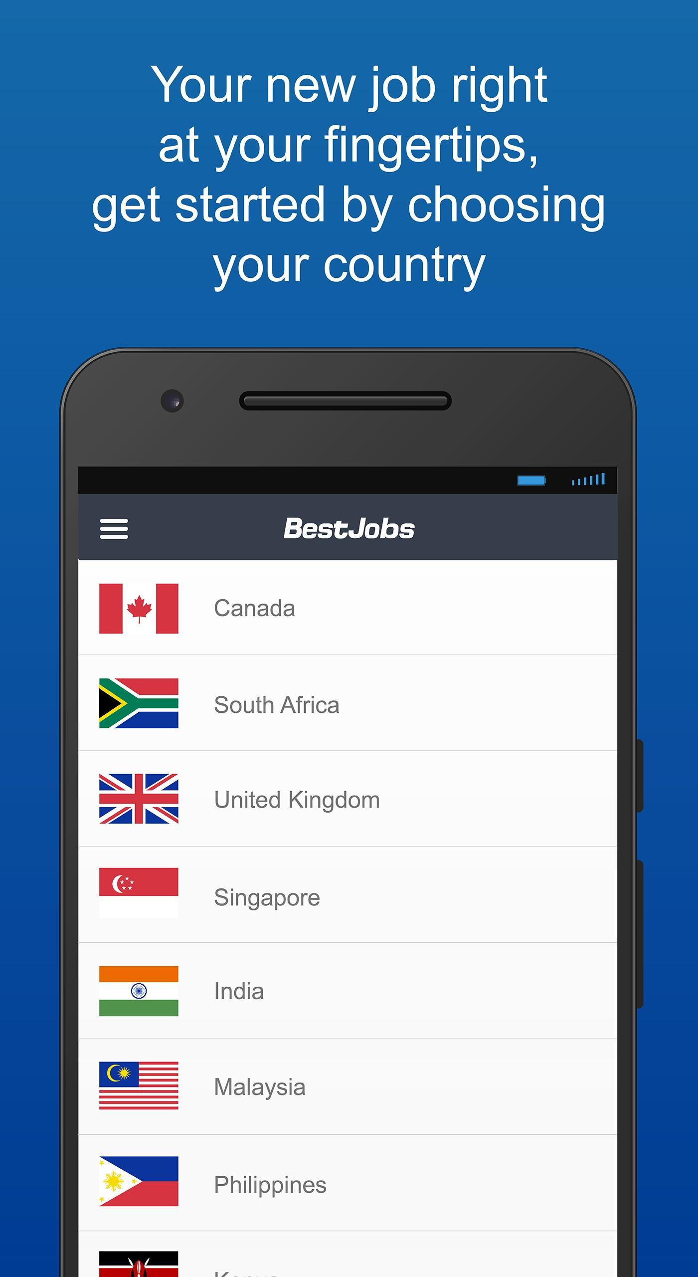 BestJobs for Android - APK Download