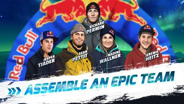 Red Bull Free Skiing screenshot 2