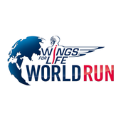 Wings for Life World Run Zeichen