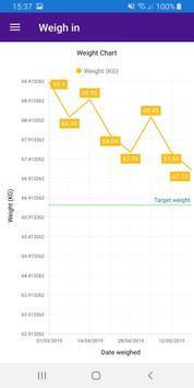 Diet Diary 截图 2