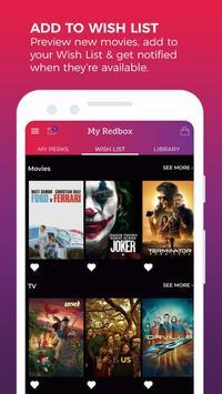 REDBOX: Rent, Stream, Buy New Movies, Free Live TV capture d'écran 5