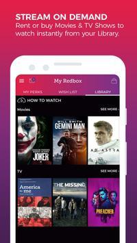 REDBOX: Rent, Stream, Buy New Movies, Free Live TV capture d'écran 1