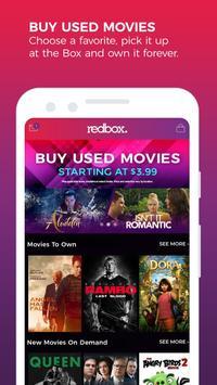 REDBOX: Rent, Stream, Buy New Movies, Free Live TV capture d'écran 2
