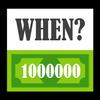 When I become a Millionaire? ikona