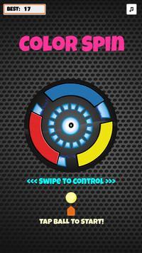 Color Spin screenshot 1