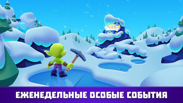 Gold & Goblins: Idle Merger скриншот 15