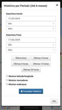 Escolta Proteção Veicular Mobile screenshot 5