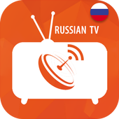 Russian Live Tv Channels and FM Radio icon
