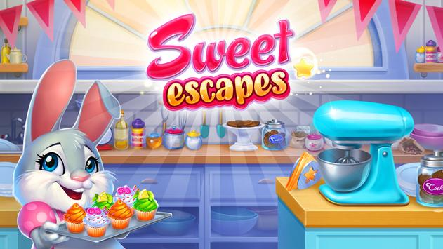 Sweet Escapes poster